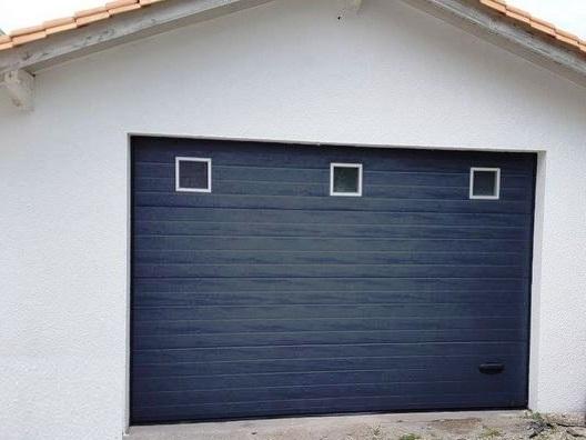 Portao garagem