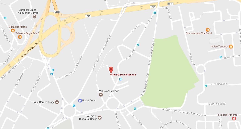 mapa polis